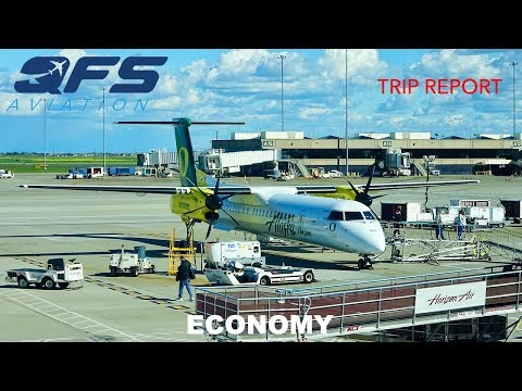 TRIP REPORT | Horizon Airlines - Dash 8-Q400 - Sacramento (SMF) to Boise (BOI) | Economy