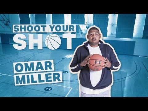 Omar Miller Reps Ballers