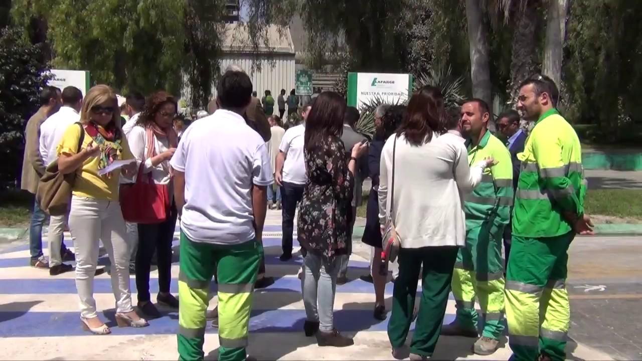 Lafarge Sagunto Dia Seguridad y Salud 2017
