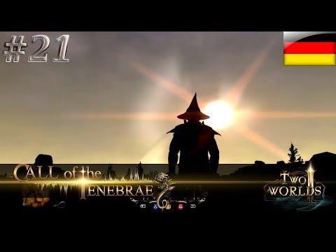 Let's play Two Worlds 2: Call of the Tenebrae #21 (DLC 2017) Magie & Zauberkarten
