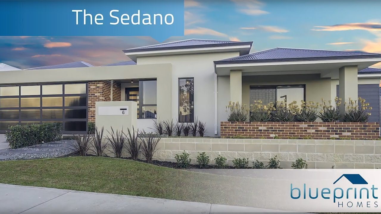 Blueprint homes the sedano display home perth youtube blueprint homes the sedano display home perth malvernweather Choice Image