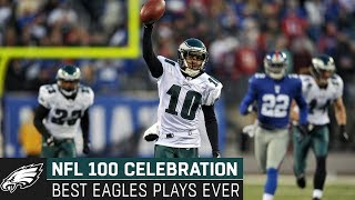 Best Plays in Eagles History | Philadelphia Eagles