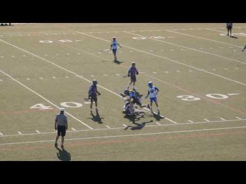 Brandon Carroll 2016 Summer Lacrosse Highlights