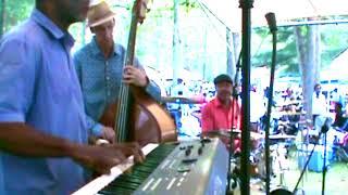 Dexter Sims Trio - Stolen Moments - Oliver Nelson - Idlewild Michigan - Meeks Park