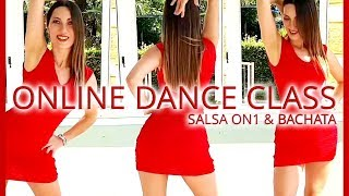 Salsa Lady Style - Free Styling Lessons - Beginner & Intermediate