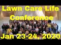 2020 Lawn Care Life Conference Info and Video from 2018 Conference
