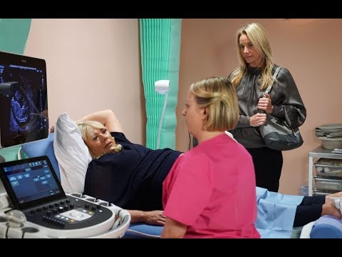 EastEnders - Sharon Mitchell Goes For A Scan (26th August 2019)