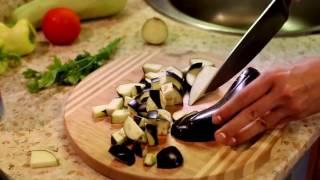 Овощной суп-пюре. Правильное питание с Мариной Евтешиной.