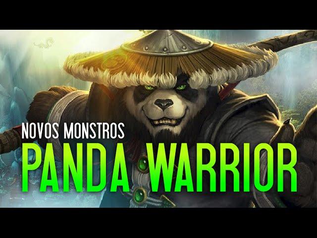 Summoners War BR - PANDA WARRIOR - Novos Monstros