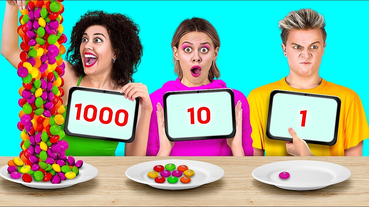 Download 100 LAYERS FOOD CHALLENGE #2!    100 Coats of Things by 123 Go! GENIUS