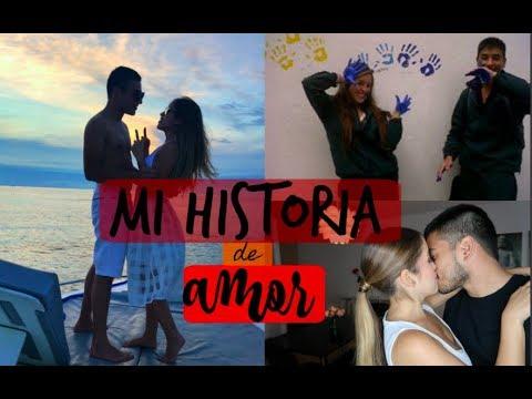 MI HISTORIA DE AMOR (+ fotos) #STORYTIME- metro y un medio