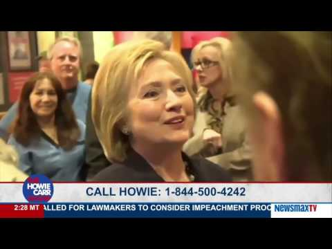 The Howie Carr Show | Can Chelsea Clinton Resurrect Clinton Crime Family