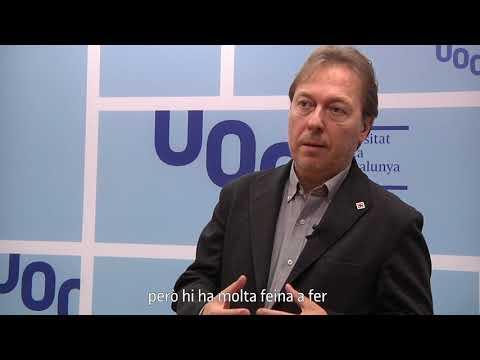 Experts #eHealthUOC:Josep Santacreu, expert en RSC i salut