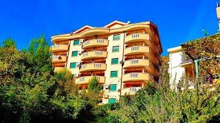Квартира с двумя спальнями у моря в Петровац Черногория