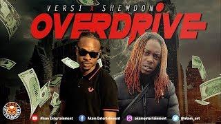Versi x Shemdon - Overdrive - June 2018