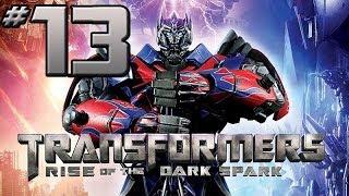 Transformers Rise of the Dark Spark Walkthrough - PART 13 - Drift with Authentic Samurai Voice!