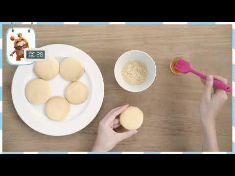 ODDBODS | Hamburguesas de galleta de Slick