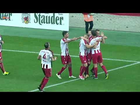 Regionalliga West 3SP RW Essen vs 1FC Köln U23 20 8 2017