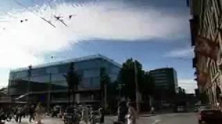 Швейцария. Берн. Мюнстер, часовая башня.(http://www.town-explorer.ru/bern/ - достопримечательности Берна на карте, фото и видео., 2011-10-04T07:55:47.000Z)