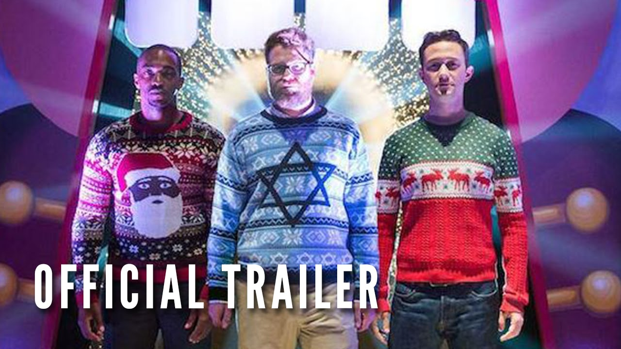 The Night Before - Official Trailer (Green) - YouTube
