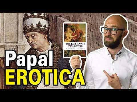 The Pope Who Wrote a Romance Novel