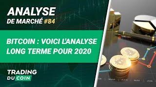BITCOIN : VOICI L'ANALYSE LONG TERME POUR 2020