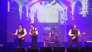 twist and shout the Beatles Cavern Band in Vienna 2015