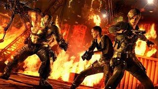 Фильм Обитель Зла 6 Джейк и Шерри (Зомби, Ужасы) Resident Evil 6 игрофильм