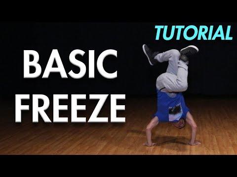 How To Do A Basic Freeze (Hip Hop Dance Moves Tutorial) | Mihran Kirakosian