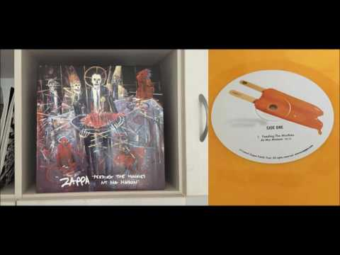 Frank Zappa - Feeding The Monkies at Ma Maison (Full Album, VINYL RIP)