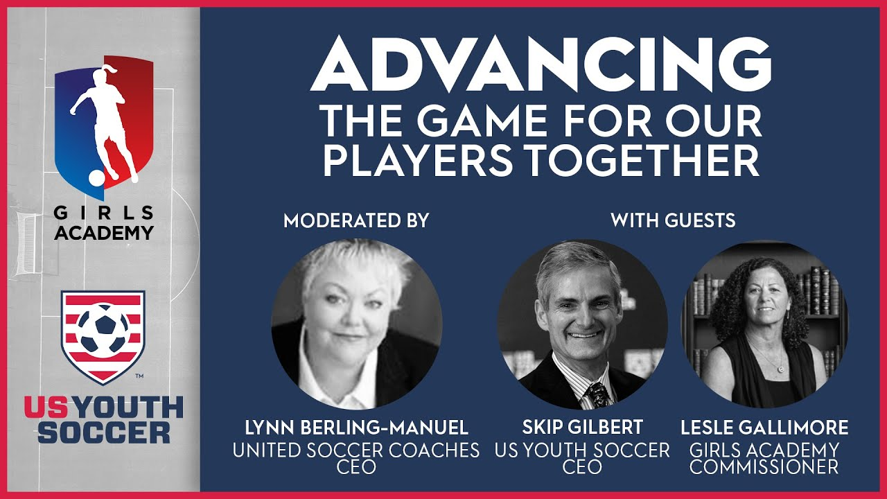 US Youth Soccer and Girls Academy Panel