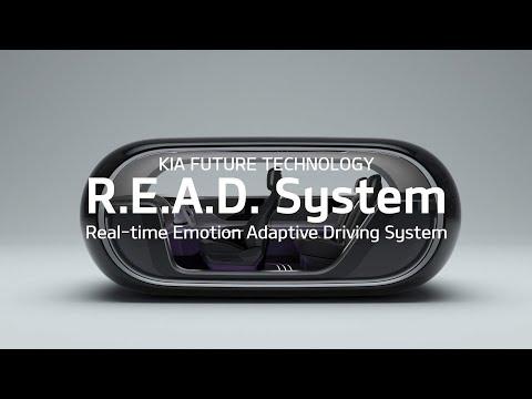 Sistemul R.E.A.D. | CES 2019 | KIA