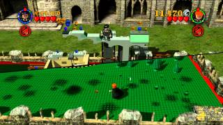 We Play Lego Harry Potter Years 1-4 - Bonus Level 1