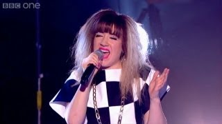 The Voice UK 2013 | Leah McFall performs 'Killing Me Softly' - The Live Semi-Finals - BBC One