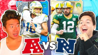 AFC vs NFC Team Builder vs TDPresents! Madden 21