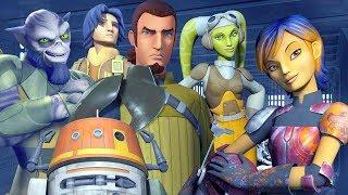 Звёздные войны: Повстанцы - Тайна базы Чоппера - Star Wars (Сезон 2, Серия 20)