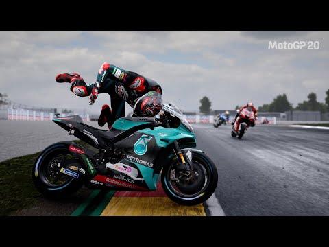MotoGP 20 Crash Compilation | MotoGP™ | Ten Minute #40 |