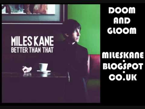 Miles Kane- Doom And Gloom (Rolling Stones Cover)