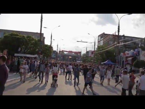 Hramul Or. Falesti 2016 Inceput