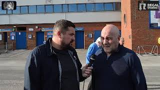 FAN CAM BLACKBURN 2 0 I 39 M FED UP WITH OUR AWAY PERFORMANCES