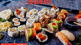 #40 Ang daming Sushi sa Wellcome Shop