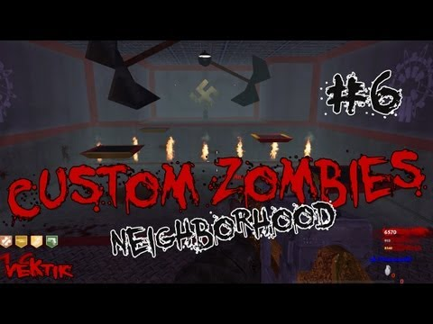"Custom Zombies | ""Neighborhood"" Koop #6 (German) [HD]"