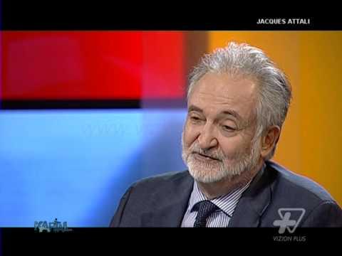 Kapital - Interviste me Zhak Attali - 24 Prill 2015 - Talk show - Vizion Plus