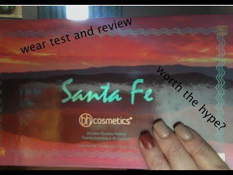 Santa Fe palette review thumbnail