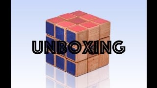 40th Anniversary Wooden Rubik's Cube Review