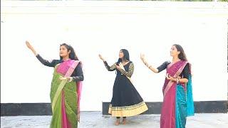 Tomake - Parineeta | Dance covered By Falguni, Samia & Liza