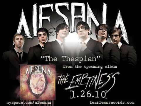 The Thespian-Alesana with Lyric