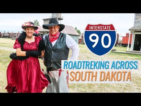 Top 5 Favorite Places to Visit along I-90 in South Dakota