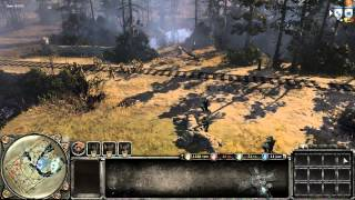 Company of Heroes 2: Team Weapons