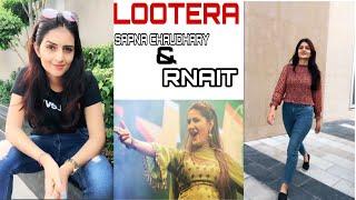 Lootera by Rnait ft. Sapna chaudhary | Afsana khan | B2gether | Jass records || Shivani yadav❣️